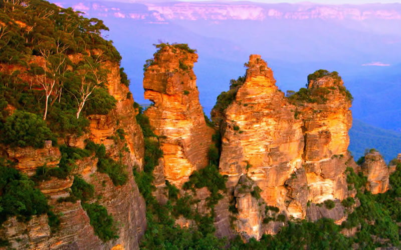 Blue Mountains Sydney Tourism