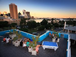 Chill Backpackers - Sydney Tourism