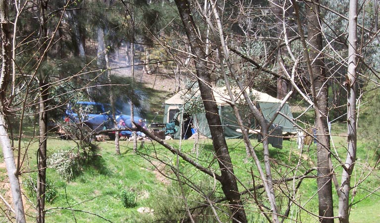 Abercrombie Caves campground - Sydney Tourism