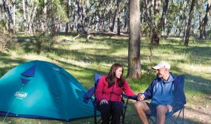 Apsley Falls campground - Sydney Tourism
