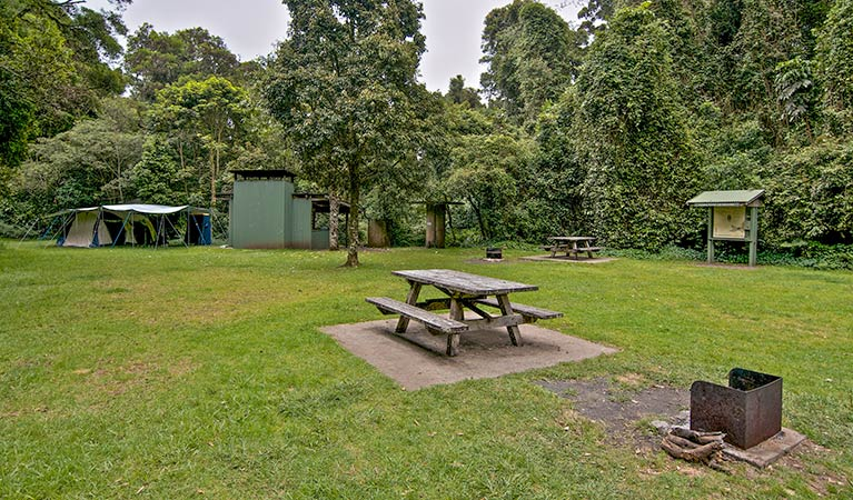 Forest Tops campground - Sydney Tourism