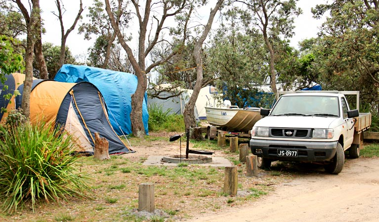 Picnic Point campground - Sydney Tourism
