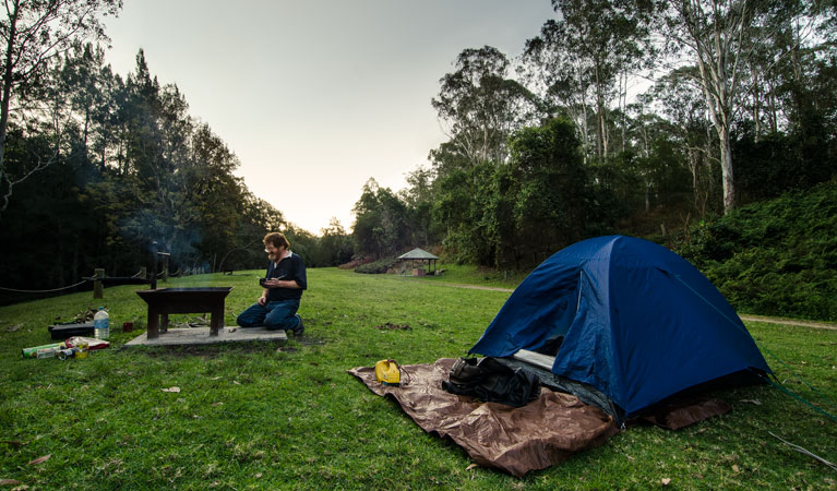 Woko campground - Sydney Tourism