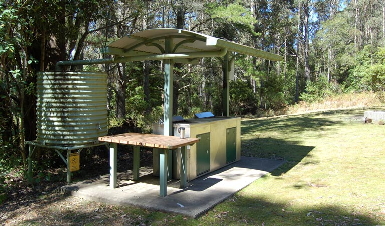 Youngville campground - Sydney Tourism