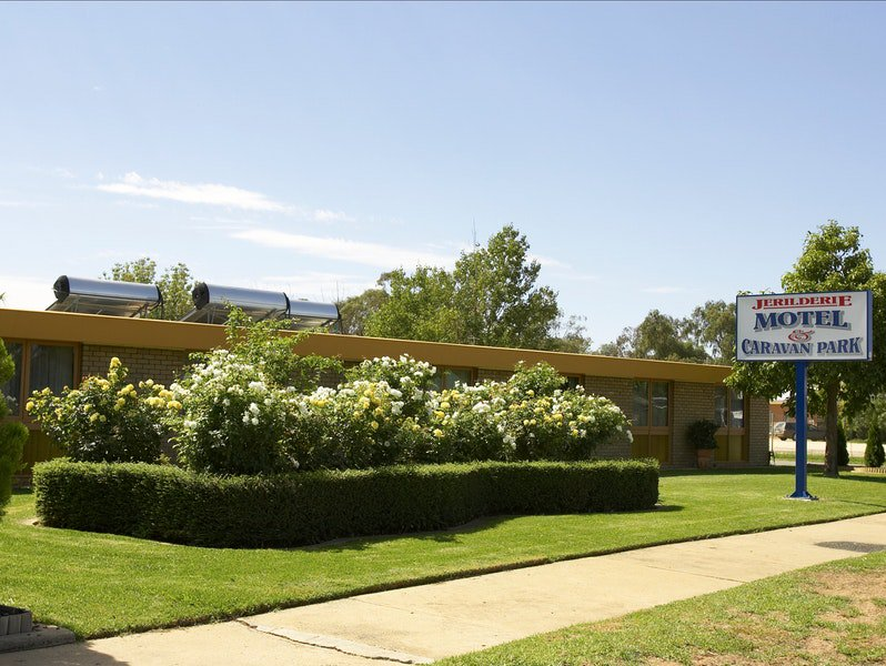 Jerilderie Motel and Caravan Park - Sydney Tourism