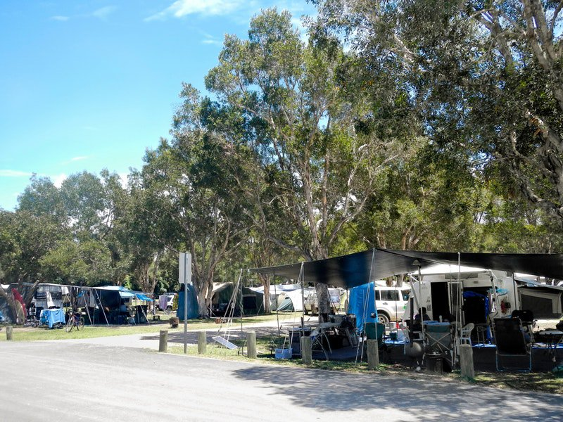 Diamond Head campground - Sydney Tourism