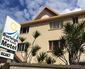 Burleigh Gold Coast Motel - Sydney Tourism