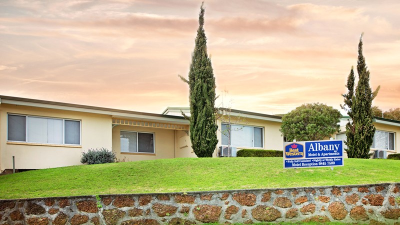 Best Western Albany Motel and Apartments - Sydney Tourism