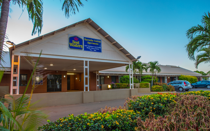 Best Western Karratha Central Apartments - Sydney Tourism