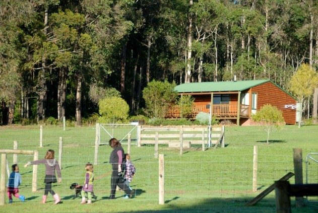 Diamond Forest Cottages Farmstay - Sydney Tourism