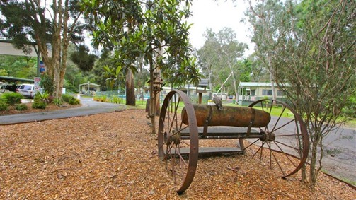 Crystal Brook Tourist Park