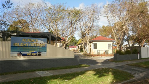 Kickback Cottages - Sydney Tourism