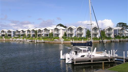 Captains Cove Resort - Sydney Tourism