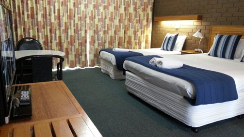 Barooga Country Inn Motel - Sydney Tourism