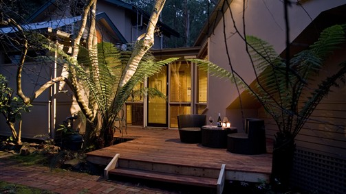 Linden Gardens Rainforest Retreat - Sydney Tourism