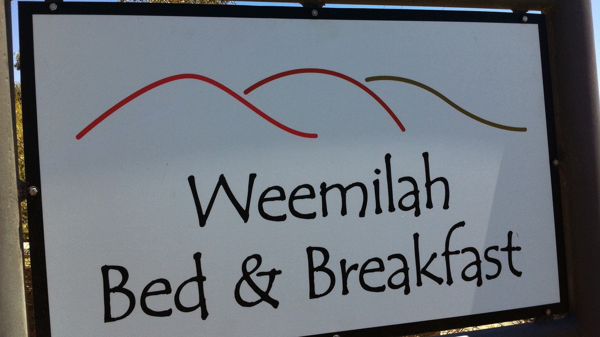 Weemilah Bed and Breakfast - Sydney Tourism