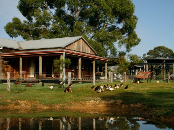 Tobruk Sydney Farm Stay - Sydney Tourism
