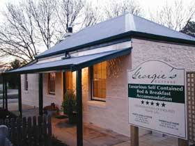 Georgie's Cottage - Sydney Tourism