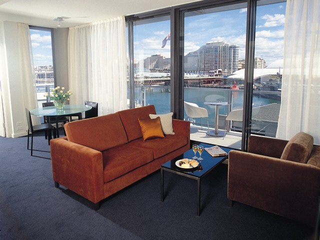 Adina Apartment Hotel Sydney Harbourside - Sydney Tourism