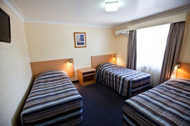 All Seasons Motor Lodge - Sydney Tourism