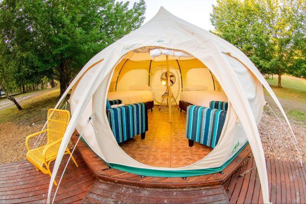 Yarra Valley Park Lane Glamping Belle Tents - Sydney Tourism