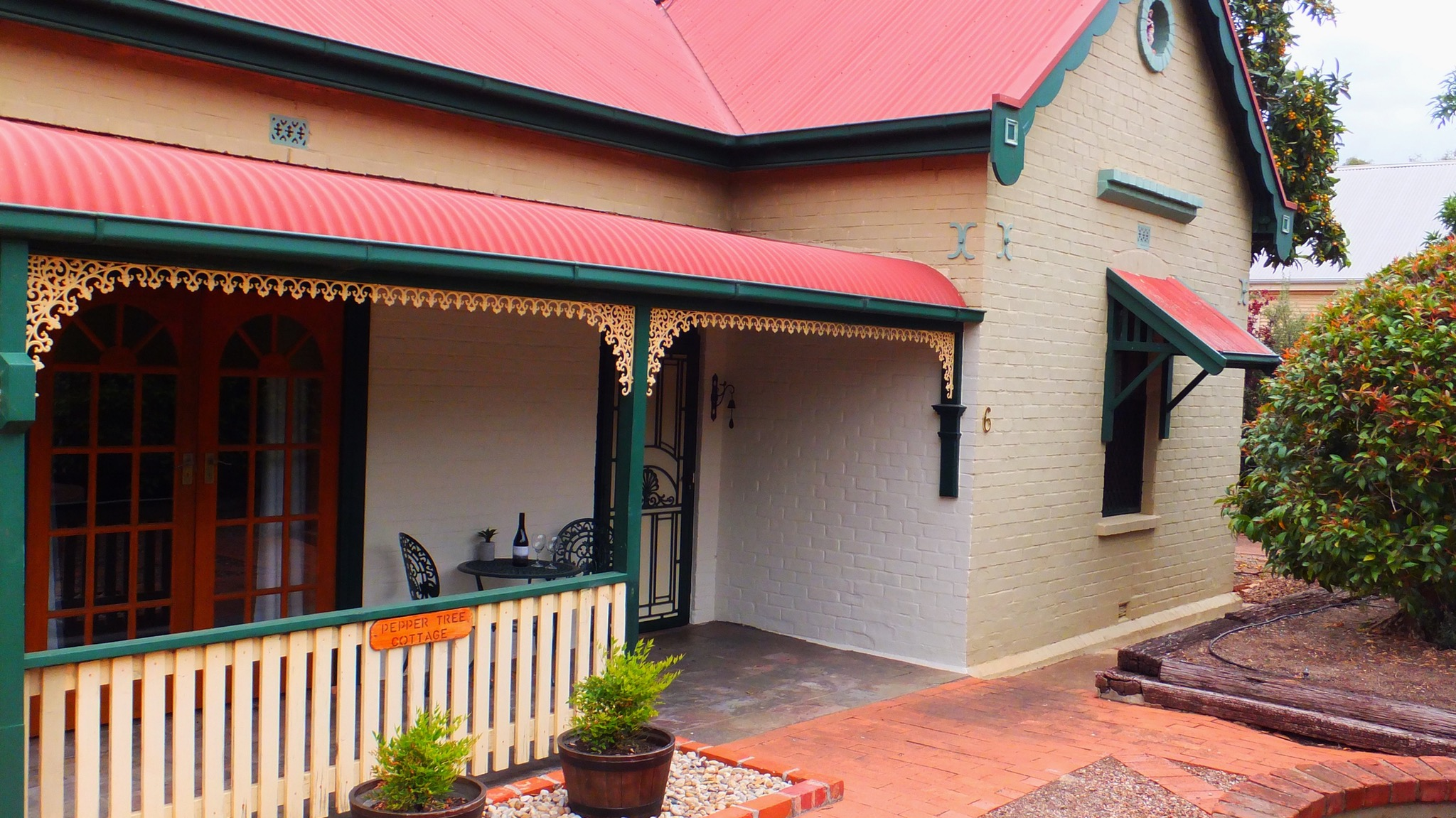 Barossa Peppertree Cottage - Sydney Tourism