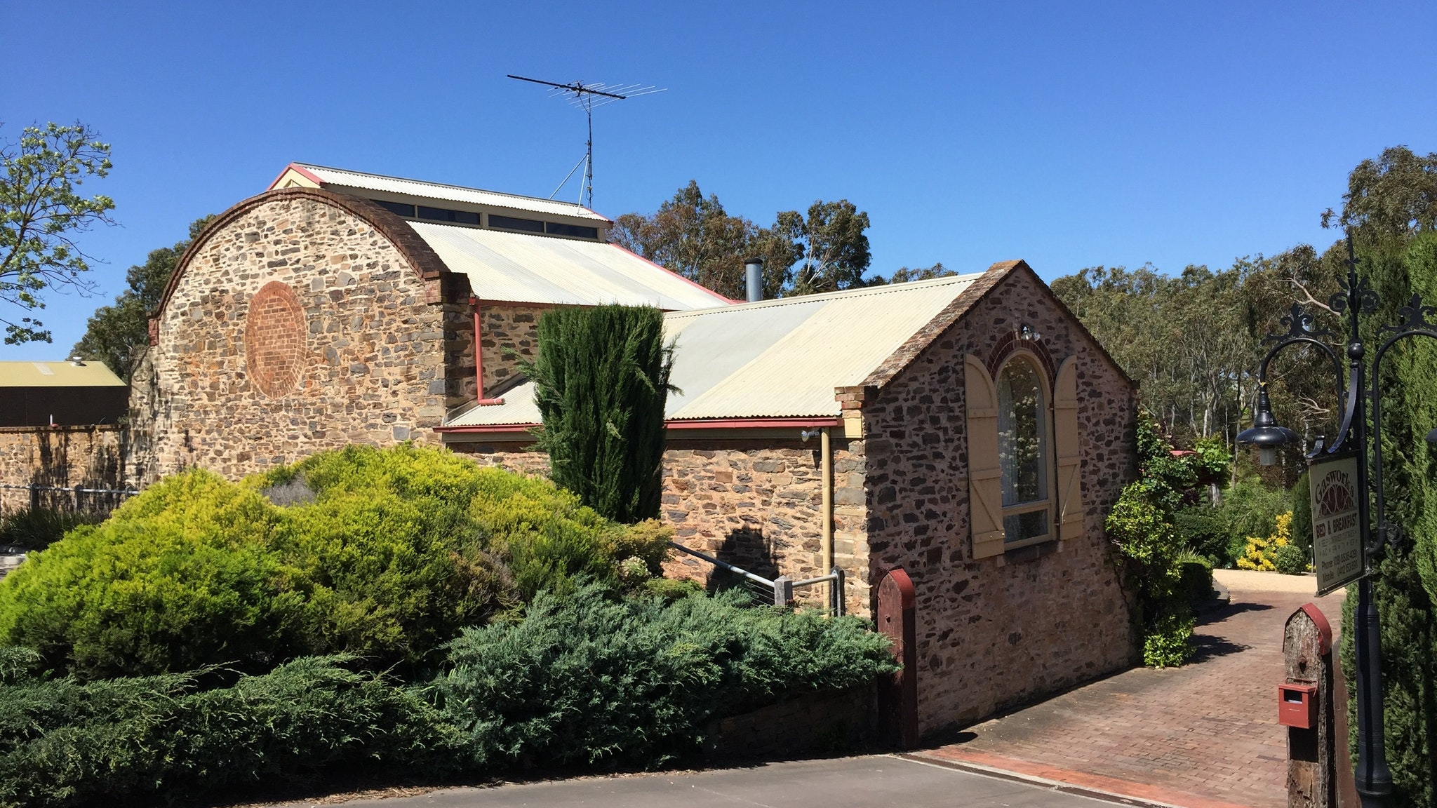 Gasworks Cottages Strathalbyn - Sydney Tourism