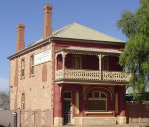 Savings Bank of South Australia - Old Quorn Branch - Sydney Tourism
