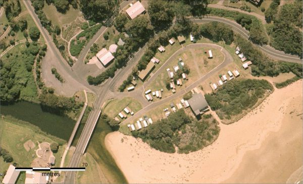 Wye River Beachfront Campground - Sydney Tourism
