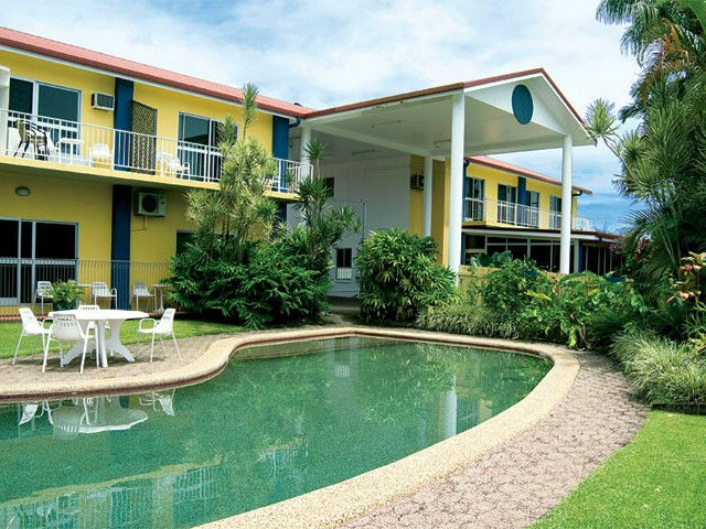 Barrier Reef Motel