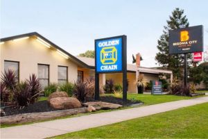 Begonia City Motor Inn - Sydney Tourism