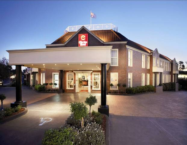 Canterbury International Hotel  - Sydney Tourism