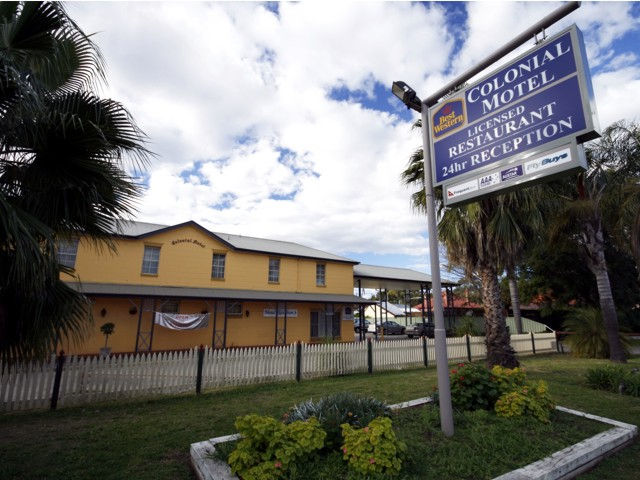 Colonial Motel - Sydney Tourism