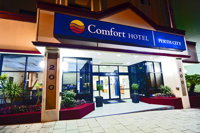 Comfort Hotel Perth City - Sydney Tourism
