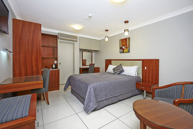 Comfort Inn and Suites Burwood - Sydney Tourism
