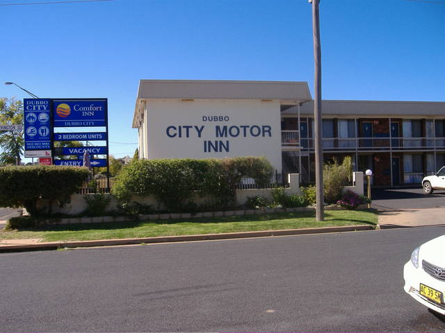 Comfort Inn Dubbo City - Sydney Tourism