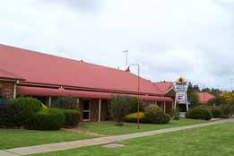 Quality Inn Parkes International - Sydney Tourism