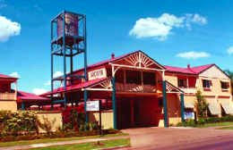 Dalby Homestead Motel - Sydney Tourism