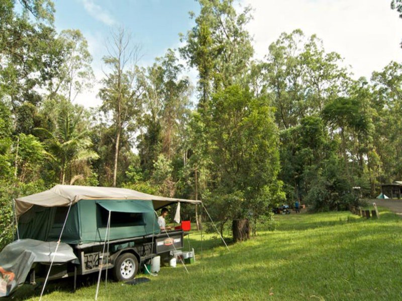 Sheepstation Creek campground - Sydney Tourism