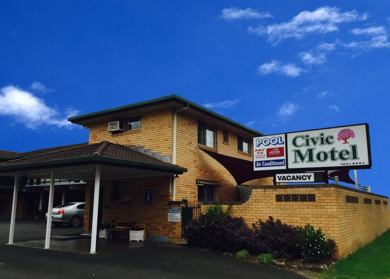 Civic Motel Grafton - Sydney Tourism