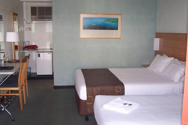 Econo Lodge Griffith Motor Inn - Sydney Tourism