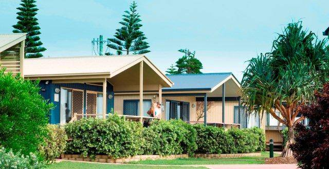 First Sun Holiday Park - Sydney Tourism