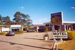 Governors Hill Motel - Sydney Tourism