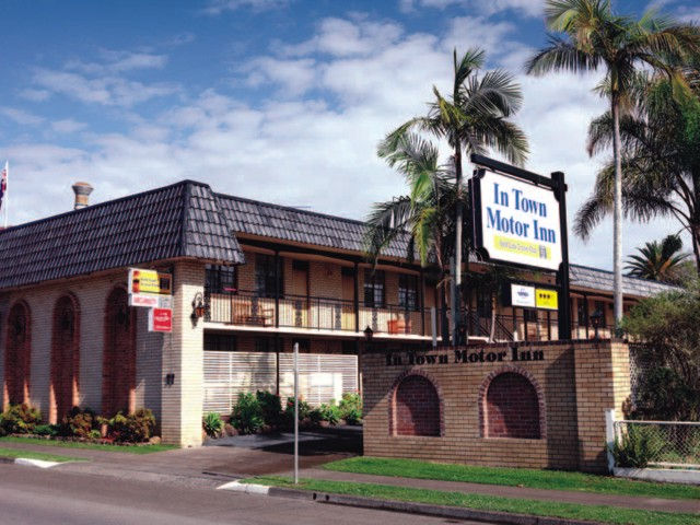 In Town Motor Inn - Sydney Tourism