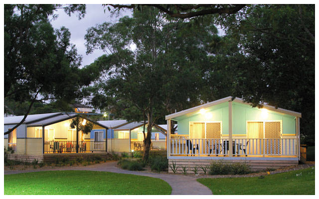 Kendalls on the Beach Holiday Park - Sydney Tourism