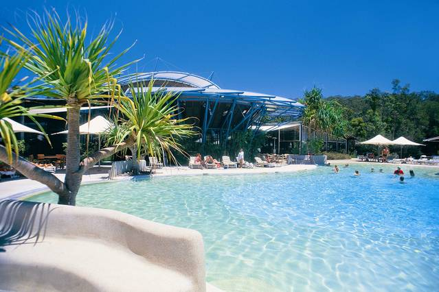 Mercure Kingfisher Bay Resort - Sydney Tourism