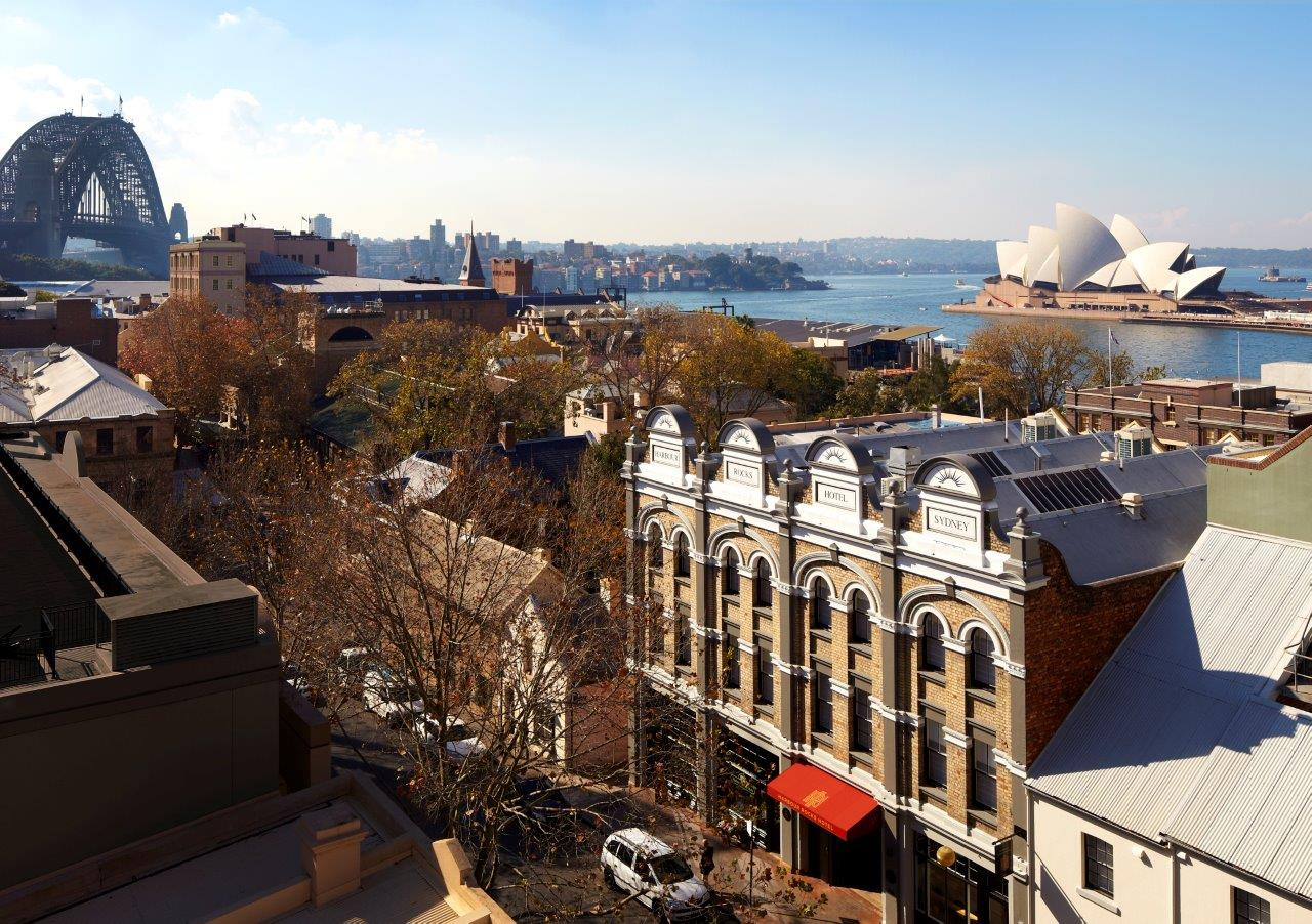 Harbour Rocks Hotel Sydney - MGallery Collection - Sydney Tourism