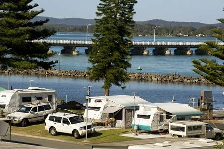 North Coast Holiday Parks Forster Beach - Sydney Tourism