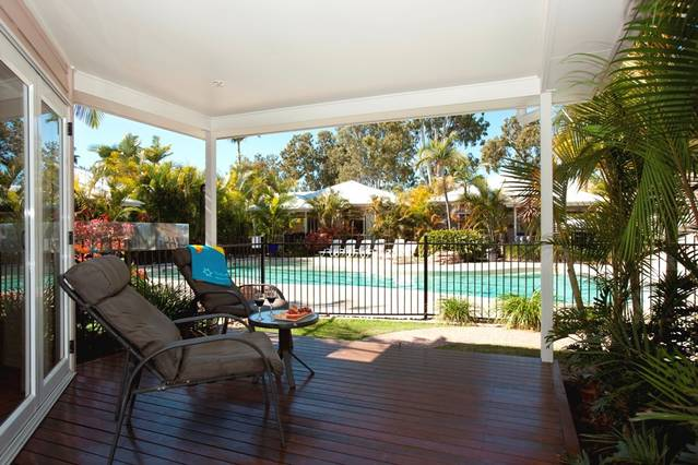 NRMA Treasure Island Holiday Park - Sydney Tourism