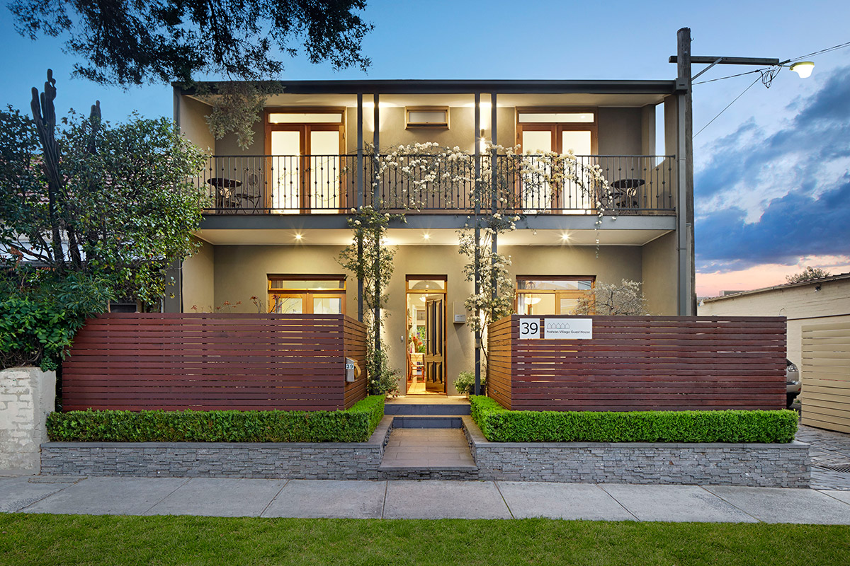 Prahran Village Guest House